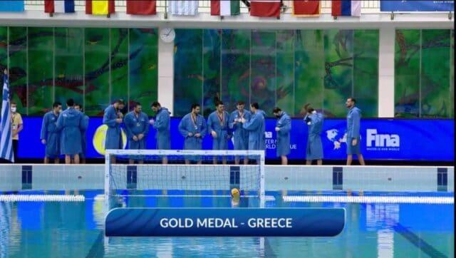 Πρώτη η Ελλάδα στα ευρωπαϊκά προκριματικά του World League