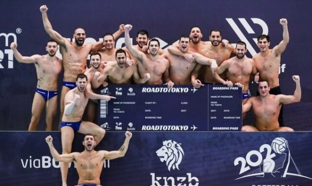 Η Ελλάδα για 16η φορά στην Ολυμπιάδα