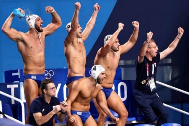 Στον τελικό η Ελλάδα!!! Νίκησε 9-6 την Ουγγαρία